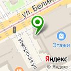 Местоположение компании Еврочехол