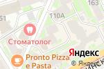 Схема проезда до компании У.Дача в Нижнем Новгороде
