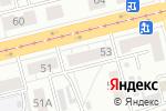 Схема проезда до компании Сателс в Нижнем Новгороде