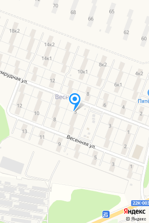 ул. Изумрудная, 5, ЖК Времена Года на Яндекс.Картах