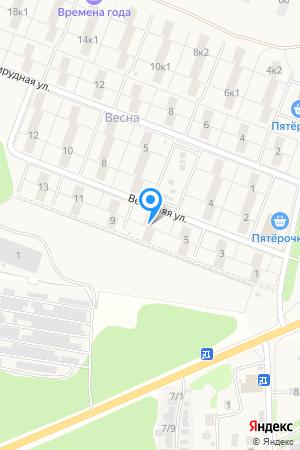 ул . Весенняя , дом 7, ЖК Времена Года на Яндекс.Картах