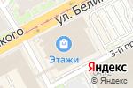 Схема проезда до компании Spar в Нижнем Новгороде