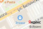 Схема проезда до компании Personage в Нижнем Новгороде