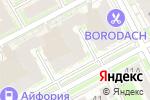 Схема проезда до компании Теплые звери в Нижнем Новгороде
