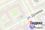 Схема проезда до компании Кухни Дедал-сервис в Нижнем Новгороде