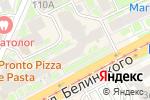 Схема проезда до компании Техника Здоровья в Нижнем Новгороде