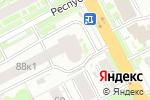 Схема проезда до компании Лавка цветов в Нижнем Новгороде