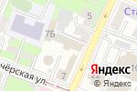 Схема проезда до компании Нижегородский Инвестиционный Центр Энергоэффективности-НН в Нижнем Новгороде