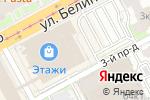 Схема проезда до компании Игра Добра в Нижнем Новгороде