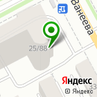 Местоположение компании Нижегородский учебный центр подготовки водителей