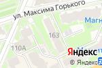Схема проезда до компании У барашка в Нижнем Новгороде