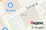 Схема проезда до компании Mr.Doors в Нижнем Новгороде