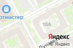 Схема проезда до компании Линия Стиля в Нижнем Новгороде