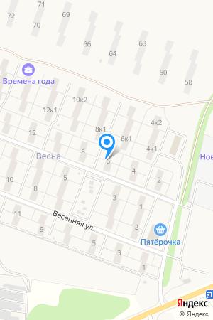 ул. Изумрудная, дом 6, ЖК Времена Года на Яндекс.Картах