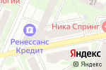 Схема проезда до компании Берегиня в Нижнем Новгороде