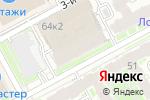 Схема проезда до компании Dorian.ru в Нижнем Новгороде