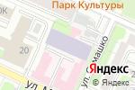Схема проезда до компании Нижегородская государственная медицинская академия в Нижнем Новгороде