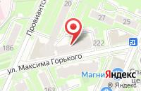 Схема проезда до компании Престижное Образование в Нижнем Новгороде