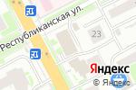 Схема проезда до компании Геологический музей в Нижнем Новгороде