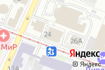 Схема проезда до компании FireLife в Нижнем Новгороде