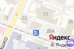 Схема проезда до компании Тур-Экспресс-Сервис в Нижнем Новгороде