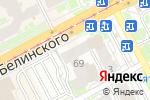 Схема проезда до компании Платежный терминал, Сбербанк, ПАО в Нижнем Новгороде