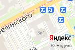 Схема проезда до компании Auto-Dimex в Нижнем Новгороде