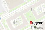 Схема проезда до компании Юффа в Нижнем Новгороде
