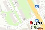 Схема проезда до компании Магазин детской одежды на ул. Ванеева в Нижнем Новгороде