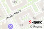 Схема проезда до компании SunHouse в Нижнем Новгороде