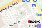 Схема проезда до компании Сан-Марино в Нижнем Новгороде