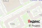 Схема проезда до компании Полы Мира в Нижнем Новгороде