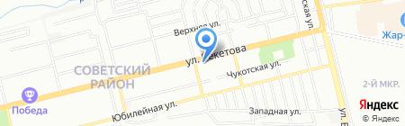 Окна Компас на карте Нижнего Новгорода