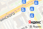 Схема проезда до компании Садко в Нижнем Новгороде
