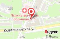 Схема проезда до компании Русмедиа в Нижнем Новгороде