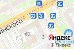 Схема проезда до компании Soho-Style в Нижнем Новгороде