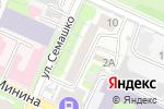 Схема проезда до компании Агор в Нижнем Новгороде