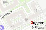 Схема проезда до компании Felina в Нижнем Новгороде