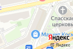 Схема проезда до компании Магазин радиотоваров в Нижнем Новгороде