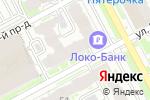 Схема проезда до компании Квартал Невзоровых в Нижнем Новгороде