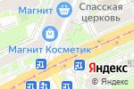 Схема проезда до компании Мастерская по ремонту обуви на ул. Белинского в Нижнем Новгороде