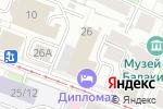 Схема проезда до компании СтройКонсалтинг в Нижнем Новгороде