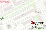 Схема проезда до компании Чародейка в Нижнем Новгороде