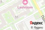 Схема проезда до компании ПромВодОчистка в Нижнем Новгороде