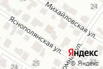 Схема проезда до компании Prof.com в Нижнем Новгороде