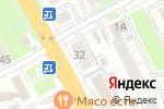 Схема проезда до компании Тон в Нижнем Новгороде
