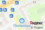 Схема проезда до компании ЗдравСити в Нижнем Новгороде