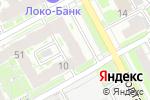 Схема проезда до компании ЗооСфера в Нижнем Новгороде