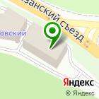 Местоположение компании РосБрус