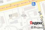 Схема проезда до компании It-mob сервис в Нижнем Новгороде